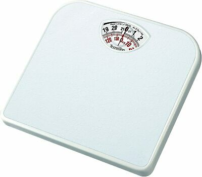£100 • Buy Terrallion Mechanical Bathroom Weighing Scales Rotating Dial Compact 136kg/21st