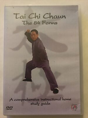 Tai Chi Chuan - The 84 Forms (DVD, 2003) • 4.15£