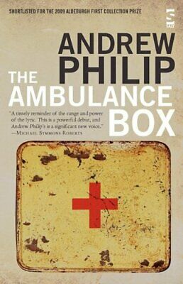 £7.49 • Buy The Ambulance Box (Salt Modern Poets S.) By Philip, Andrew Paperback Book The
