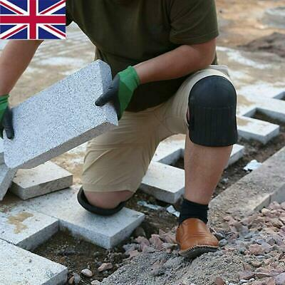 £5.69 • Buy Lightweight Moulded Knee Pad Soft Foam Pads With Strap Safety Work Kneepads UK