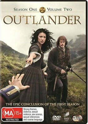 AU18.54 • Buy Outlander - Season 1 - Part 2 DVD