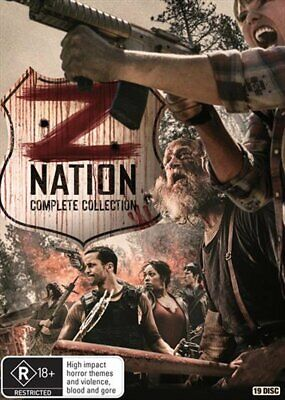 AU65.39 • Buy Z Nation - Season 1-5 Boxset DVD