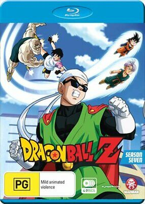 AU70.84 • Buy Dragon Ball Z - Remastered - Uncut Season 7 Blu-ray