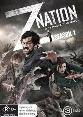 AU16.34 • Buy Z Nation - Season 1 DVD