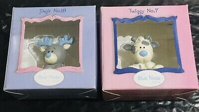 £3.50 • Buy Blue Nose Friends Collectables X2 Jingle & Twiggy