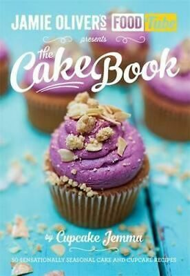 AU22.50 • Buy NEW Jamie Oliver's FoodTube : The Cake Book By Cupcake Jemma Paperback