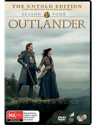 AU35.25 • Buy NEW Outlander DVD Free Shipping