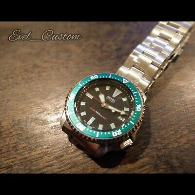 $ CDN373.32 • Buy Seiko Custom Built SKX007 Submariner Hulk Mod