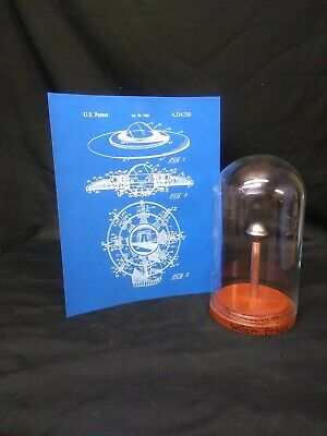 £47.80 • Buy Large Roswell Recovered Ufo,space Ship,alien,area51,sideshow Gaff,prop,nasa,mars