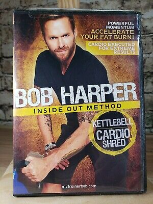 Bob Harper: Kettlebell Cardio Shred - DVD By Bob Harper - VERY GOOD • 4.94£