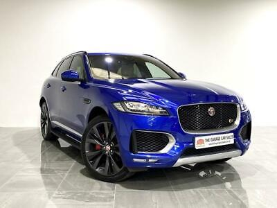 Jaguar F-PACE First Edition SUV 3.0 Auto Diesel • 27,990£