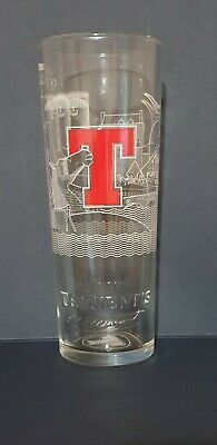 Tennents Lager Scotland Limited Edition Pint Glass • 10£