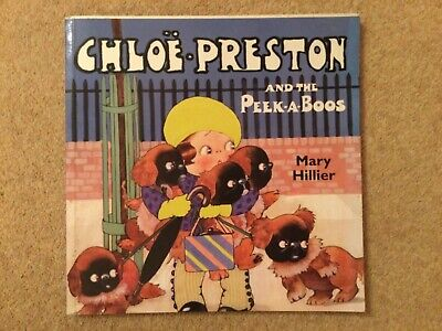 £5.99 • Buy Chloe Preston And The Peek-a-Boos By Mary Hillier, Paperback, 1998