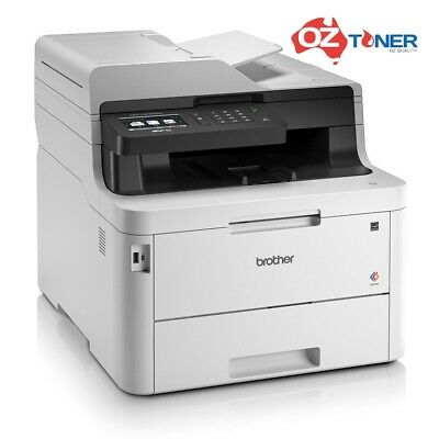 AU575 • Buy Brother MFC-L3770CDW All-in-One LED Color Laser Network Printer+Wi-Fi TN253/257