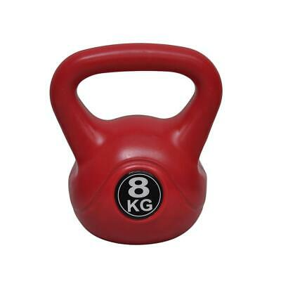 AU36.95 • Buy Energetics 8kg Kettlebell - Home Gym Kettlebell Weight Fitness Exercise - BLUE