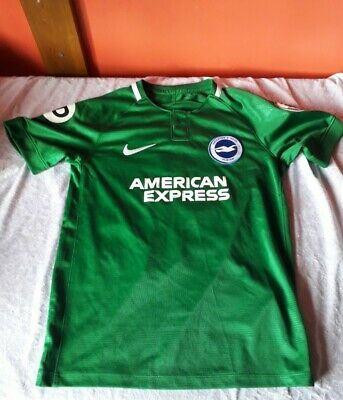 £29.99 • Buy Brighton And Hove Albion Green Football Shirt Youth Medium 10 - 12 Years Gross