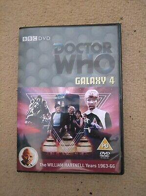 Doctor Who William Hartnell Galaxy 4 Custom Recon Dvd Case & Free Extras • 5.49£