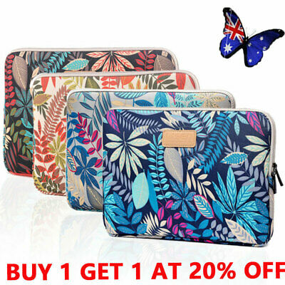 AU19.32 • Buy Laptop Sleeve Carry Case Cover Bag For Macbook Air/Pro HP 11  13  15  Notebook A