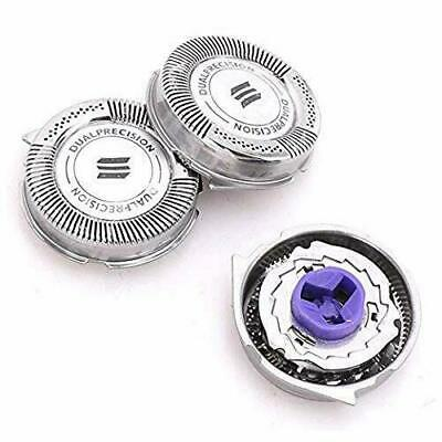 AU6.36 • Buy 3-Pack Replacement Shaving Heads Rotary Blades For Phillips Electric Shaver