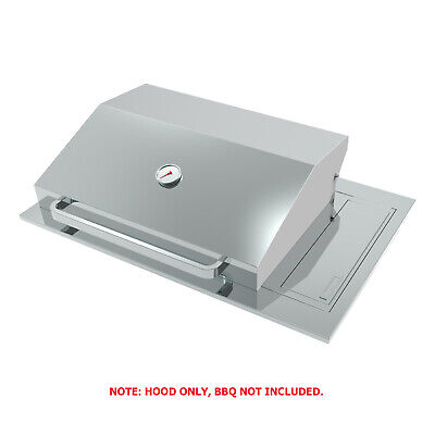 AU349 • Buy New Gasmate Galaxy 4 Burner Drop In BBQ Hood