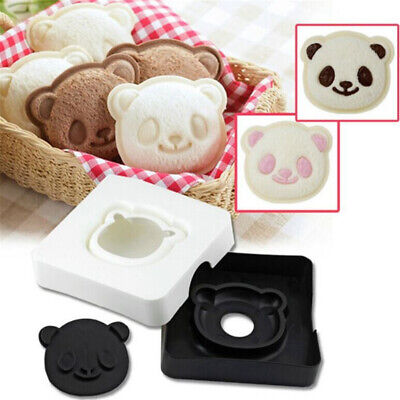 Durable Kitchen Supplies Bread Mould High Quality Baking Mold Panda Rice Ball • 6.58£
