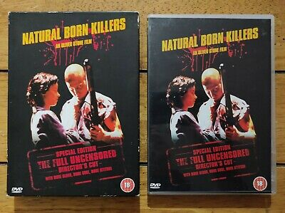 £1.99 • Buy Natural Born Killers Director's Cut DVD, Very Good Condition, FAST FREE POSTAGE