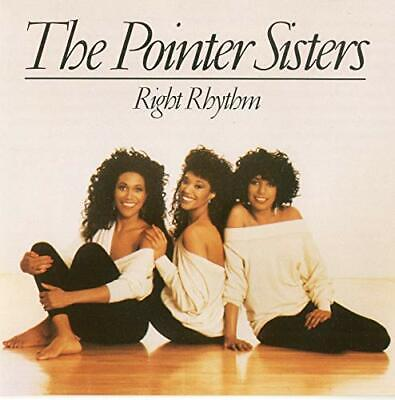 £3.49 • Buy Pointer Sisters - Right Rhythm (1990) - Pointer Sisters CD 85VG The Cheap Fast