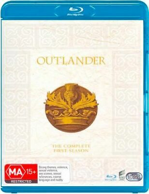 AU31.50 • Buy NEW Outlander Blu Ray Free Shipping