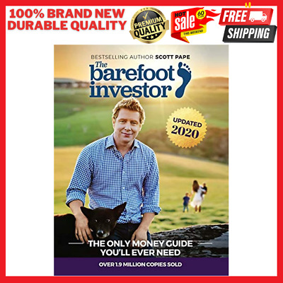 AU24.40 • Buy The Barefoot Investor 2020 Update: The Only Money Guide You'll Ever Need