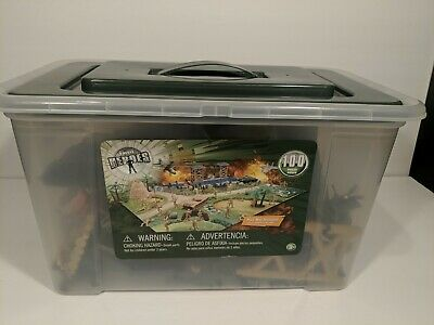 $18 • Buy True Heroes Ultimate Military Forces Toys R Us Soldiers Army Men Lot