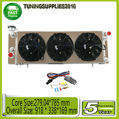 AU999 • Buy For Jeep Cherokee XJ 4.0L 1991-2001 TRANS COOLER AT/MT Radiator Shroud Fan RELAY