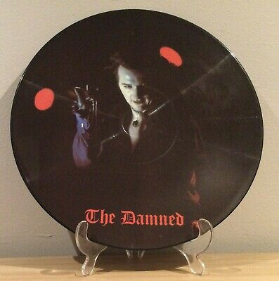 "The Damned - Interview Picture Disc 12"" Ltd Edt Punk Vinyl • 12.99£"