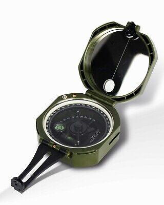 $12.99 • Buy AOFAR Military Compass AF-M2-B Multifunctional Fluorescent Waterproof Shockproof