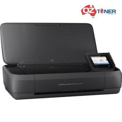 AU458 • Buy HP Officejet 250 Mobile All-in-One A4 Wi-Fi Color Printer+ADF+ePrint  P/N:CZ992A
