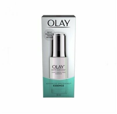 AU43.84 • Buy New Olay White Radiance Light Perfecting Essence Skin Whitening Lightening 30ml