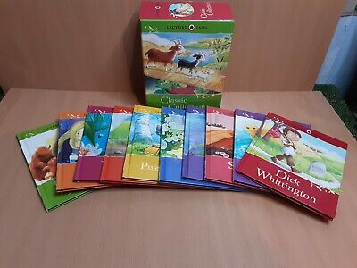 Ladybird Tales - Classic Collection Book Set 1-10 • 12.99£
