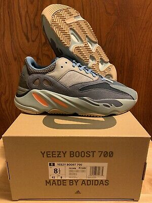$ CDN1008.60 • Buy Adidas Yeezy Boost 700 V1 Carbon Blue Size 8.5 DS 100% Authentic