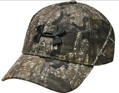 £24.90 • Buy Under Armour Men's Camo 2.0 Hat, Realtree Timber/Black One Size Fits All Cap