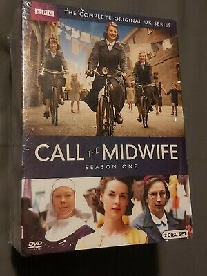 £33.38 • Buy Call The Midwife: The Complete Series Season 1-8 (DVD, 23-Discs) Fast Shipping