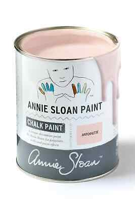 Annie Sloan Paint-1 Large Litre Tin Of Antoinette - Latest In Colour With Grey! • 39£