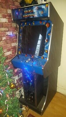 Original 80's Video Wizard Arcade Machine Full Size, Coin Operated • 395£
