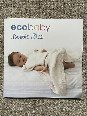 Debbie Bliss Eco Baby Pattern Book • 5£