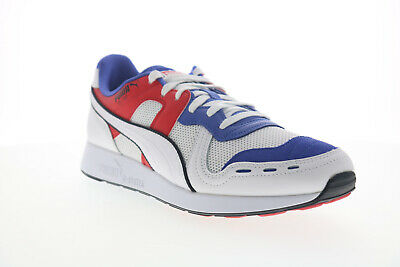 AU67.82 • Buy Puma RS-100 Sound 36802501 Mens White Leather Lifestyle Sneakers Shoes
