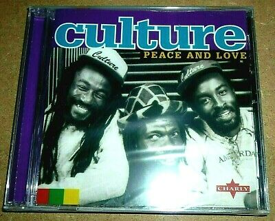 £3.43 • Buy Culture - Peace And Love / CD / 2001 / OVP Sealed / Reggae / Roots