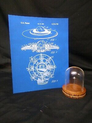 £42.74 • Buy Roswell Recovered Ufo,space Ship,alien,area 51,sideshow Gaff,prop,nasa,mars,????