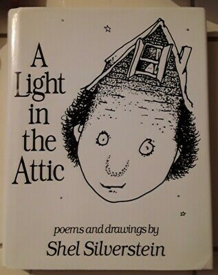 Light In The Attic The Poems And Drawings Of Shel Silverstein Hardback  • 5£