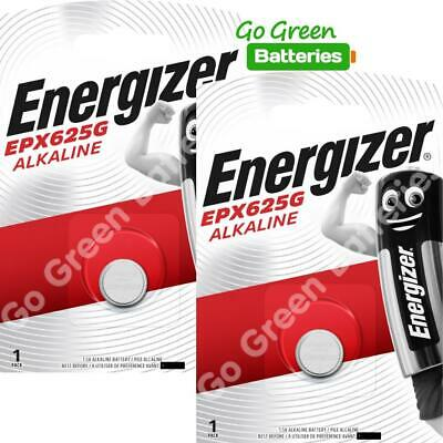 £2.49 • Buy 2 X Energizer LR9 PX625 EPX625G 1.5 Volt Alkaline Battery Coin Cell