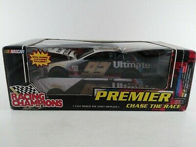 $14.95 • Buy Racing Champions Dave Blaney#93 Amoco Ultimate With Car Cover 1/24..New In Box