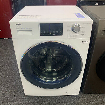 Haier HW120-B14876 12kg 1400 Spin Washer - A+++ Rated - White • 479.99£
