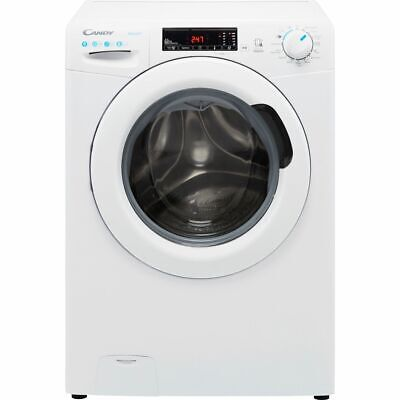 £239 • Buy Candy CS149TE D Rated 9Kg 1400 RPM Washing Machine White New